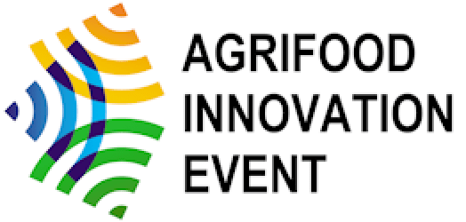 Agrifood innovation event logo