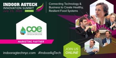 Indoor Agtech Innovation Summit - partner image